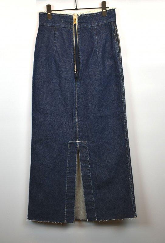 5-knot/ファイブノット I-Line DENIM Skirt