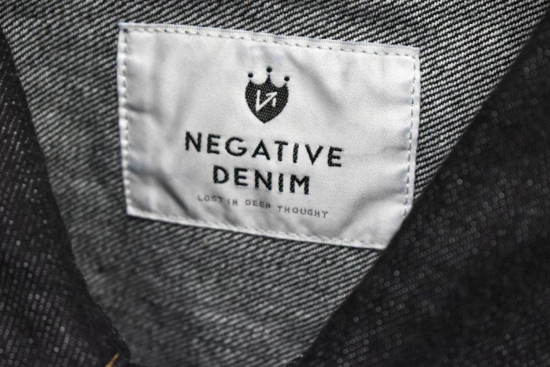 NEGATIVE DENIM/ネガティブデニム Denim Jacket