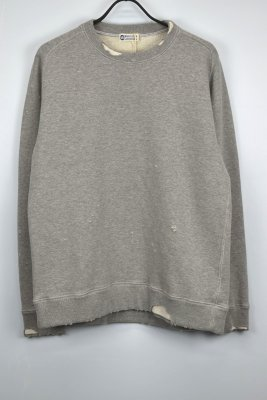 WHITE LINE/ホワイトライン WL Freedom Sleeve Damage Sweat