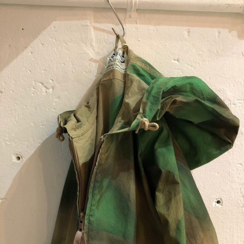 WHITE LINE/ホワイトライン WL Original Camo Hooded Half Coat