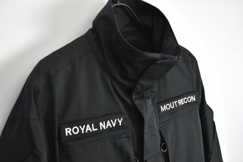 MOUT RECON TAILOR/マウトリーコンテーラー Royal navy PCS Jacket