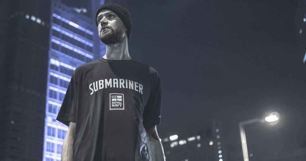 MOUT RECON TAILOR/マウトリーコンテーラー SABMARINER T-Shirt