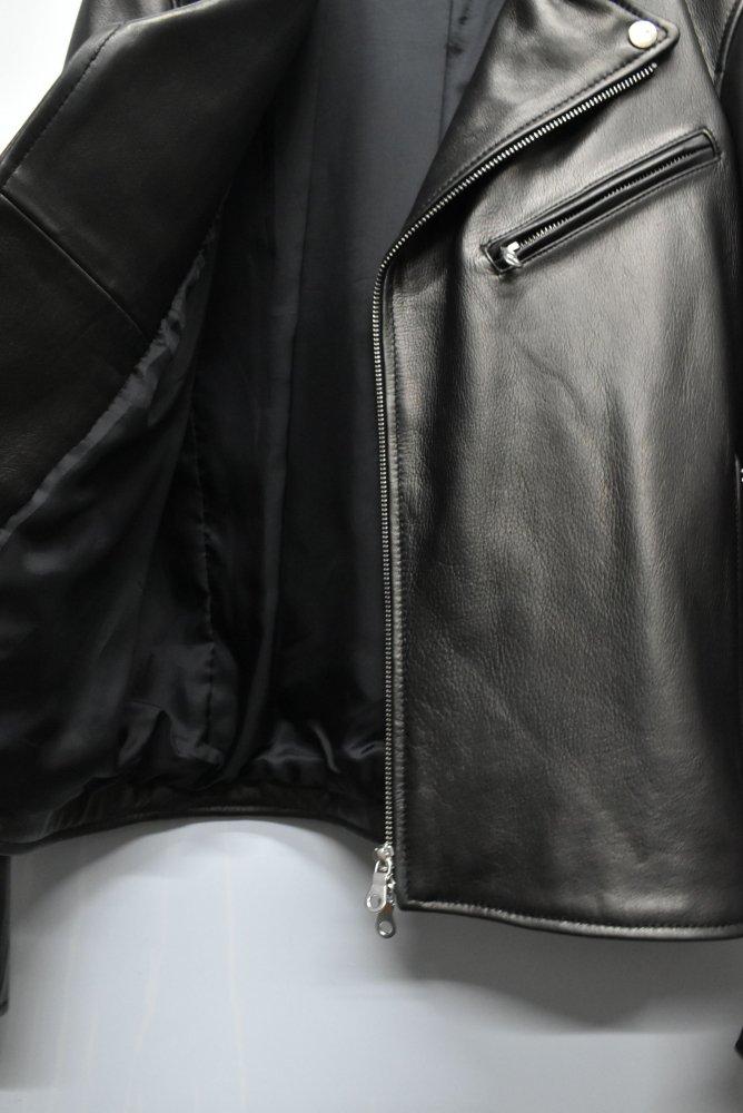 <img class='new_mark_img1' src='https://img.shop-pro.jp/img/new/icons14.gif' style='border:none;display:inline;margin:0px;padding:0px;width:auto;' />Leather Jacket/ レザージャケット Wライダース