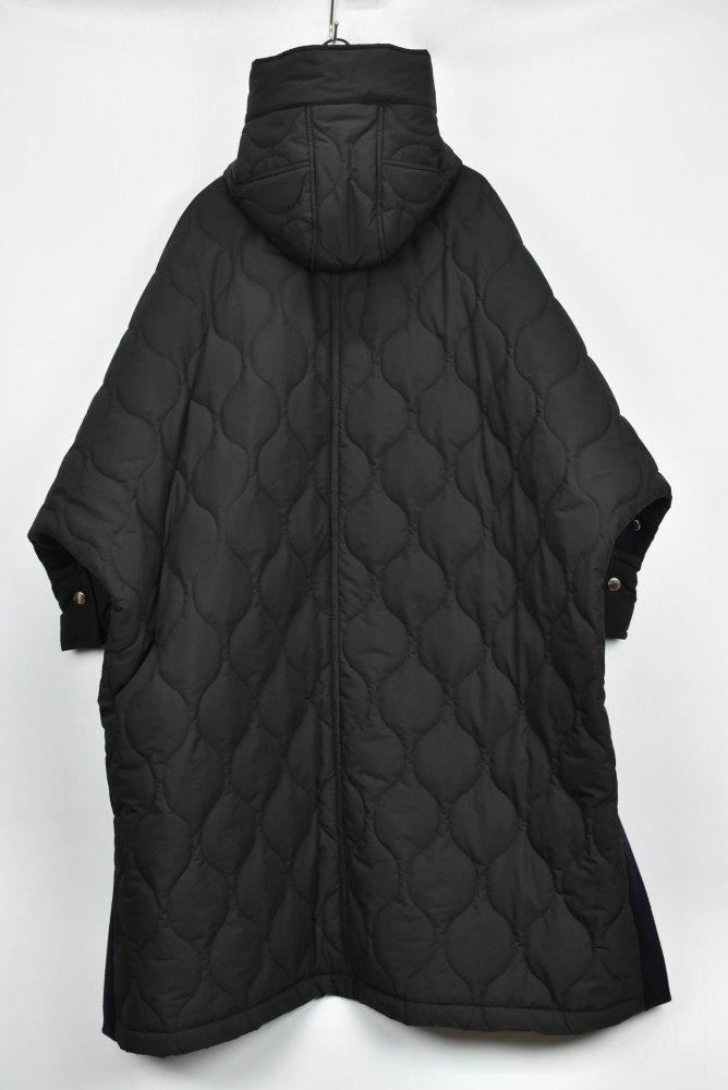 UJOH/ウジョー Full Open Hood Cloak