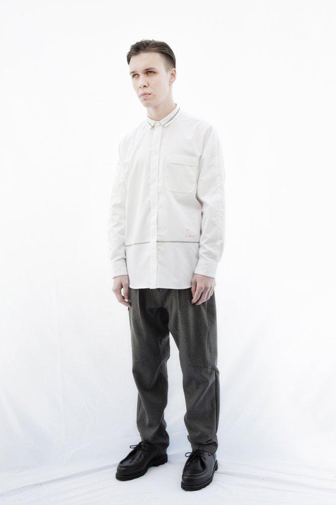 Grass Note/グラスノート TR L/S Shirt