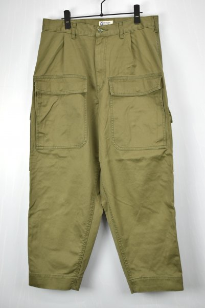 WHITE LINE/ホワイトライン High Density Tack Cargo Pant