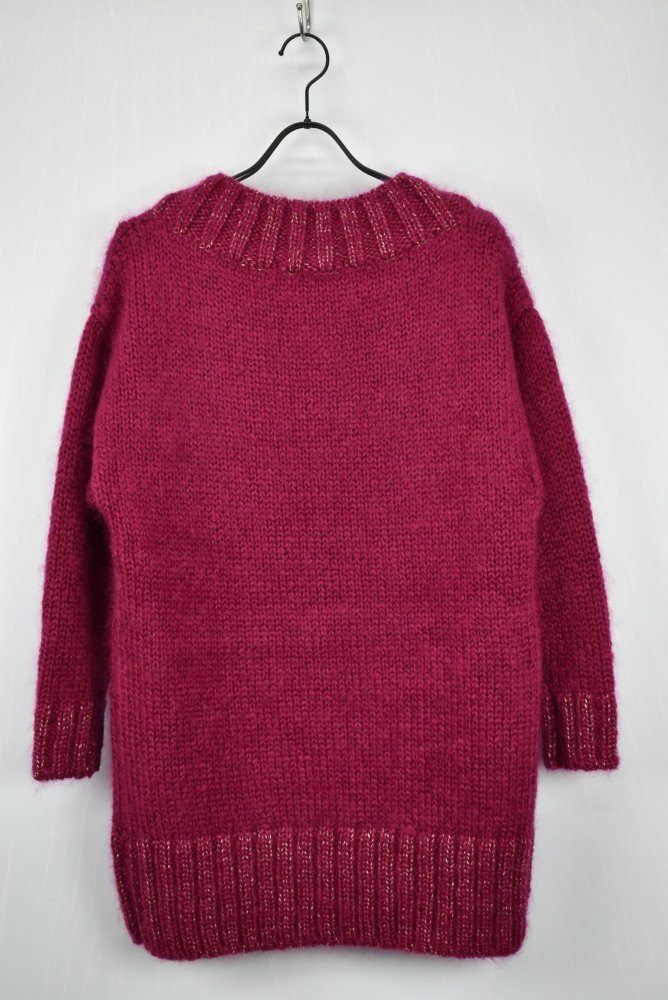 5-knot/ファイブノット VERTICAL KNIT P/O