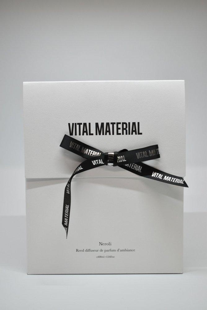 VITAL MATERIAL/ヴァイタルマテリアル ・リードディフューザー ネロリ