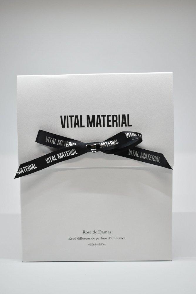VITAL MATERIAL/ヴァイタル マテリアル・リードディフューザー ダマスクローズ