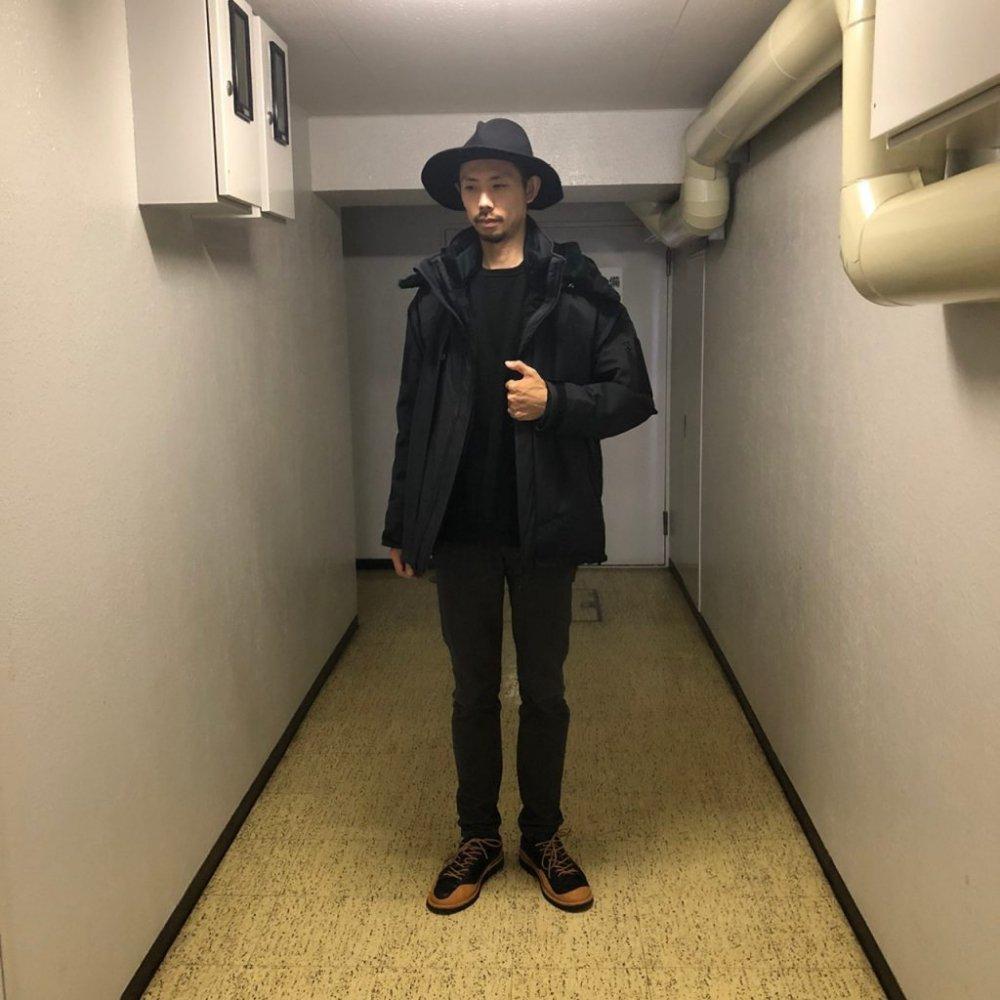 MOUT RECON TAILOR/マウトリーコンテーラー C Change Recon Hardshell Jacket