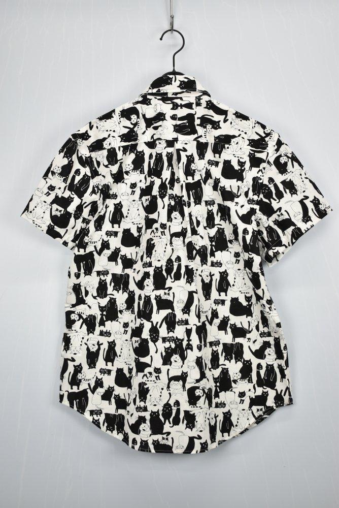 NAKED&FAMOUS DENIM/ネイキッドフェイマスデニム Cats shirt