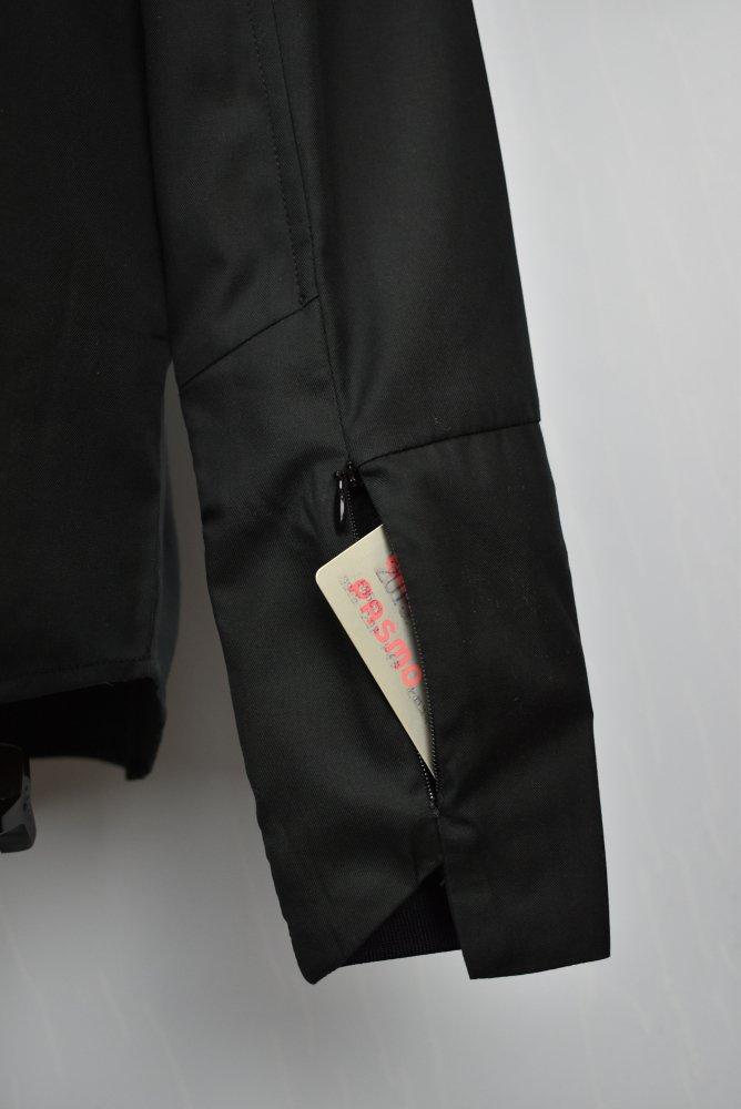 WEAVISM/ウィビズム Gust Zipper shirt