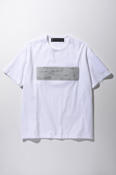 MOUT RECON TAILOR/マウトリーコンテーラー Laser cut PALS multicam T-shirt