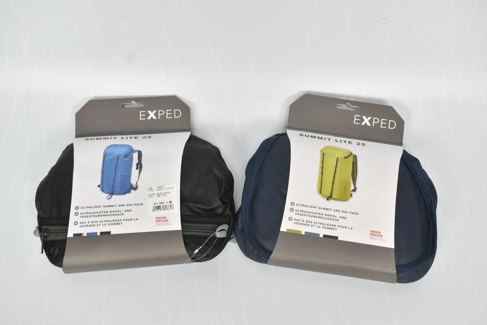 EXPED/エクスペド Summit Lite 25