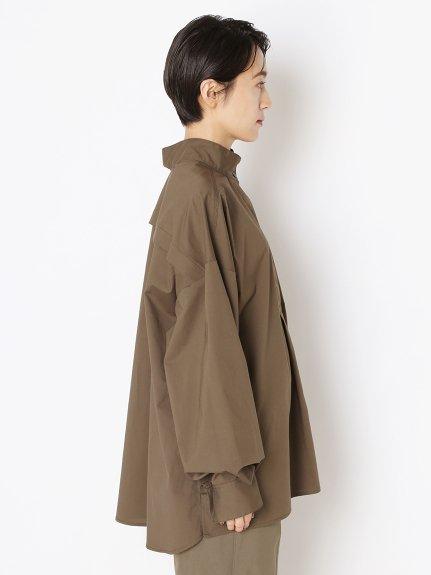Styling/スタイリング ワイドスリーブミリタリーシャツ