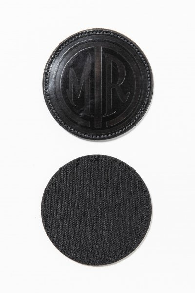 【21SS先行受注】MOUT RECON TAILOR/マウトリーコンテーラー lcon leather patch