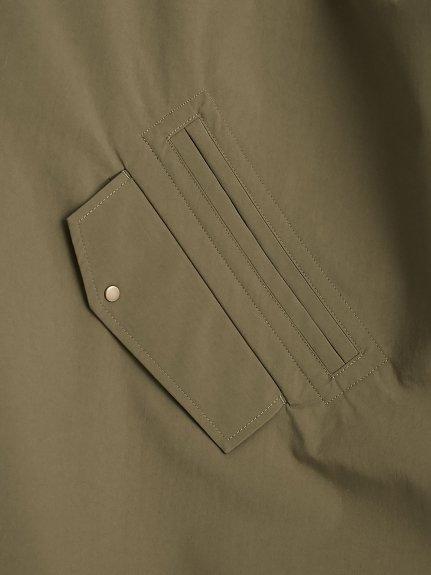 Styling/ スタイリング ミリタリーケープコート