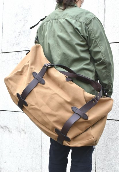 <img class='new_mark_img1' src='https://img.shop-pro.jp/img/new/icons14.gif' style='border:none;display:inline;margin:0px;padding:0px;width:auto;' />FILSON/フィルソン Large Duffle bag