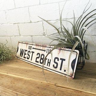 ヴィンテージパネル(STREET SIGN ホワイト)