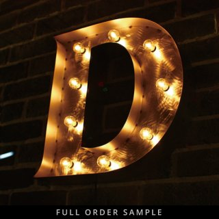 Illuminated Sign #01