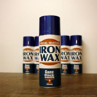 IRON WAX Air