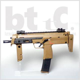 【エアガン】VFC/Umarex MP7A1 TAN/RAL8000 GBBR (JPver./HK Licensed)