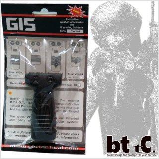【正規輸入品】  ※メール送料無料※ GIS ショートフォアグリップ VFG-S black【メール便代引き不可 時間指定不可】
