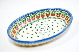 オーバル・オーブン皿