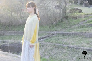 <img class='new_mark_img1' src='//img.shop-pro.jp/img/new/icons1.gif' style='border:none;display:inline;margin:0px;padding:0px;width:auto;' />SHINPIN「remake blouse dress」(carrot)