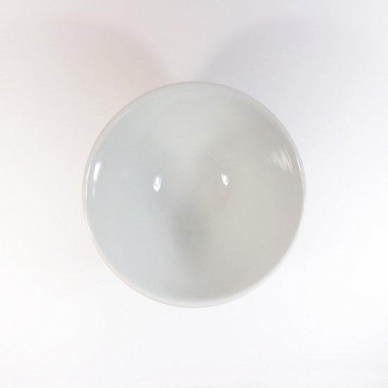 白青|くらわんか碗 夫(縞柄・細)【砥部焼】
