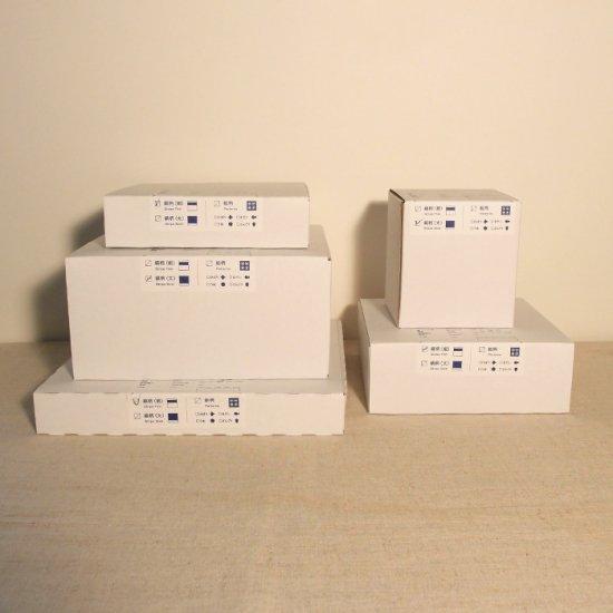 白青|中皿(縞柄・細)【砥部焼】
