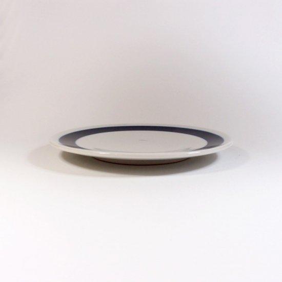 白青|小皿(縞柄・細)【砥部焼】