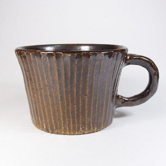 sunny-craft(サニークラフト)|カップ しのぎ チョコレート釉