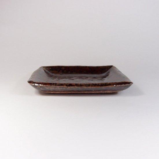 蓮見かおり|角小皿A