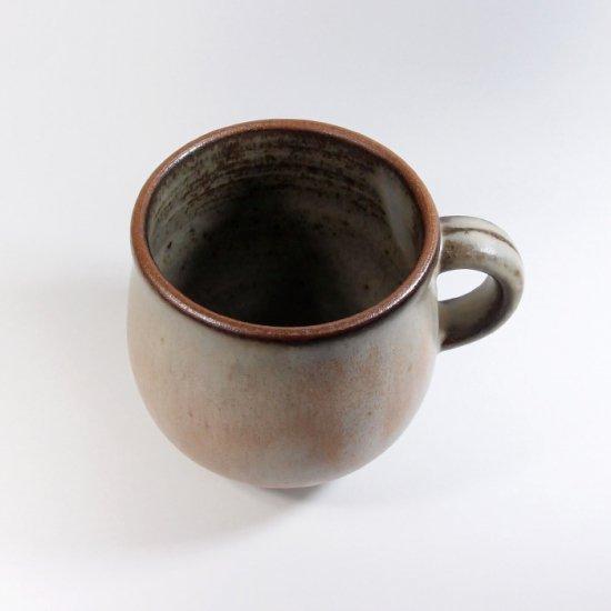 比呂|マグカップ  ピンク【笠間焼】