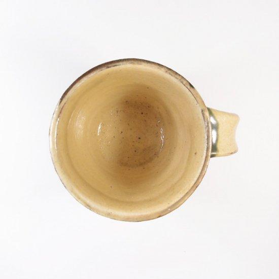 照屋窯(てるやがま)│マグカップ 筒型【やちむん】