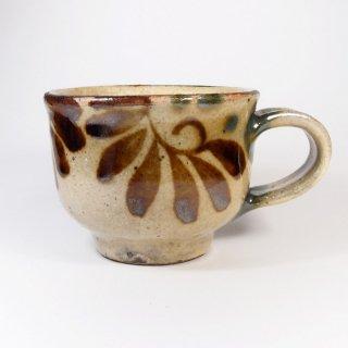 照屋窯(てるやがま)│コーヒーカップ【やちむん】