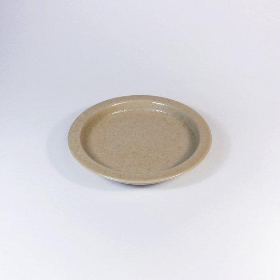 こいずみみゆき│豆皿 ベージュ
