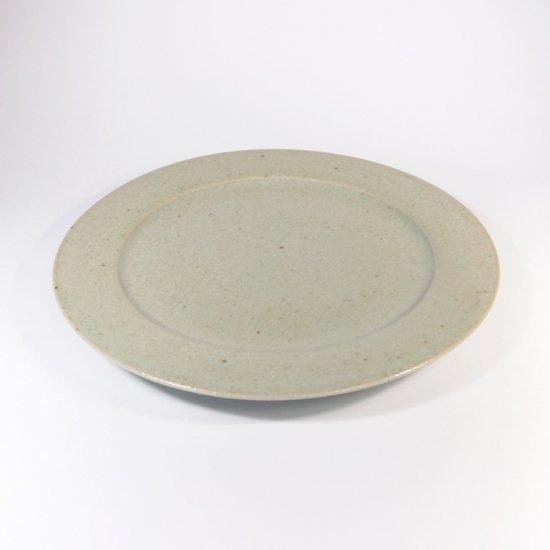 こいずみみゆき│6寸平皿 グリーン