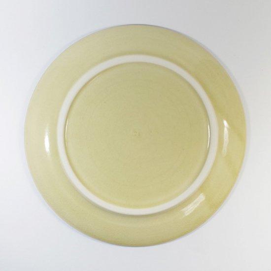 諏佐知子|6寸皿 草花