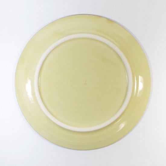諏佐知子|6寸皿 野菜