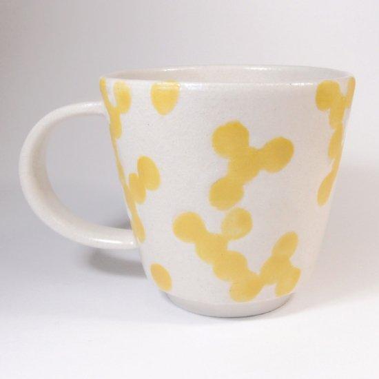 本郷里奈│ミモザ マグカップ