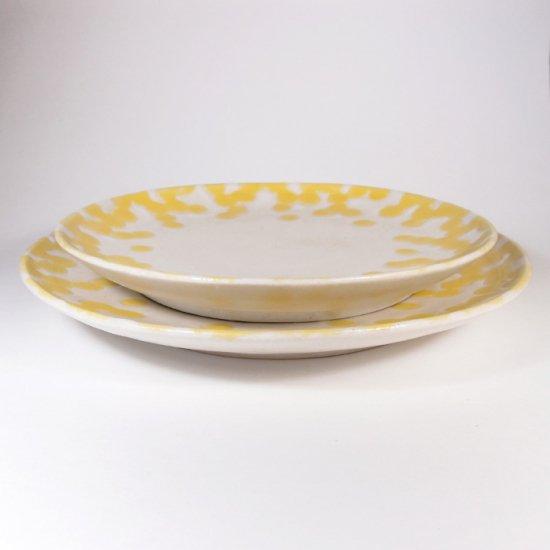 本郷里奈│ミモザ 平皿 6寸
