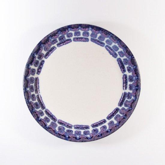 本郷里奈│ラピス モザイクドラ皿 5寸