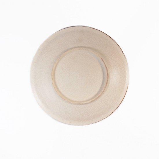 町田裕也|小皿  ひび