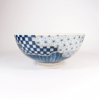 中川ひかり|茶碗 和柄 【33B】