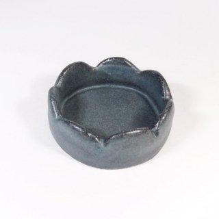 辻本路│箸置き(カトラリーレスト)  輪花 ブルー