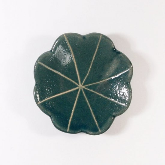 辻本路│箸置き(カトラリーレスト)  葉っぱ