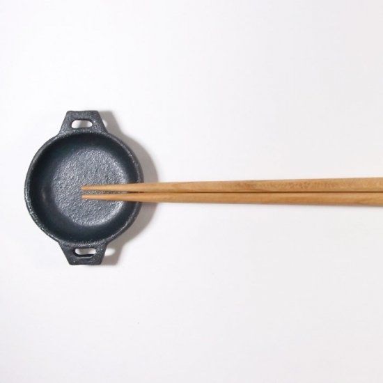 辻本路│箸置き(カトラリーレスト) 鍋
