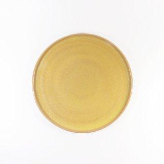 児玉修治│五寸ケーキプレート ミモザ-mimosa-